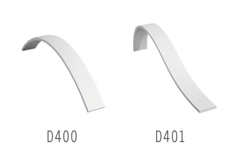 Supports pour les bracelets souples